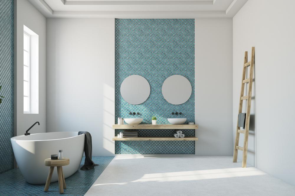 Sa Kan Du Inreda Badrum I Stockholm D For Design